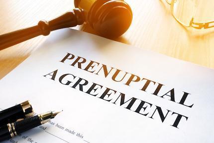 Prenuptial and Cohabitation
